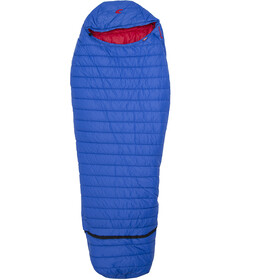 Carinthia Young Hero - Sacos de dormir Niños - rojo/azul
